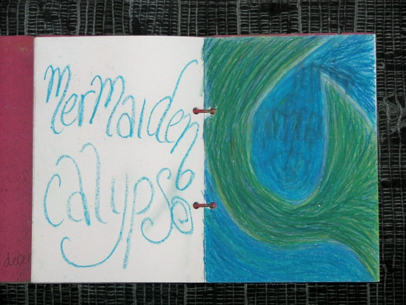 The Mermaid Calypso