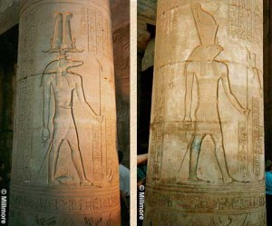 The dual temple of Sobek and Horus.