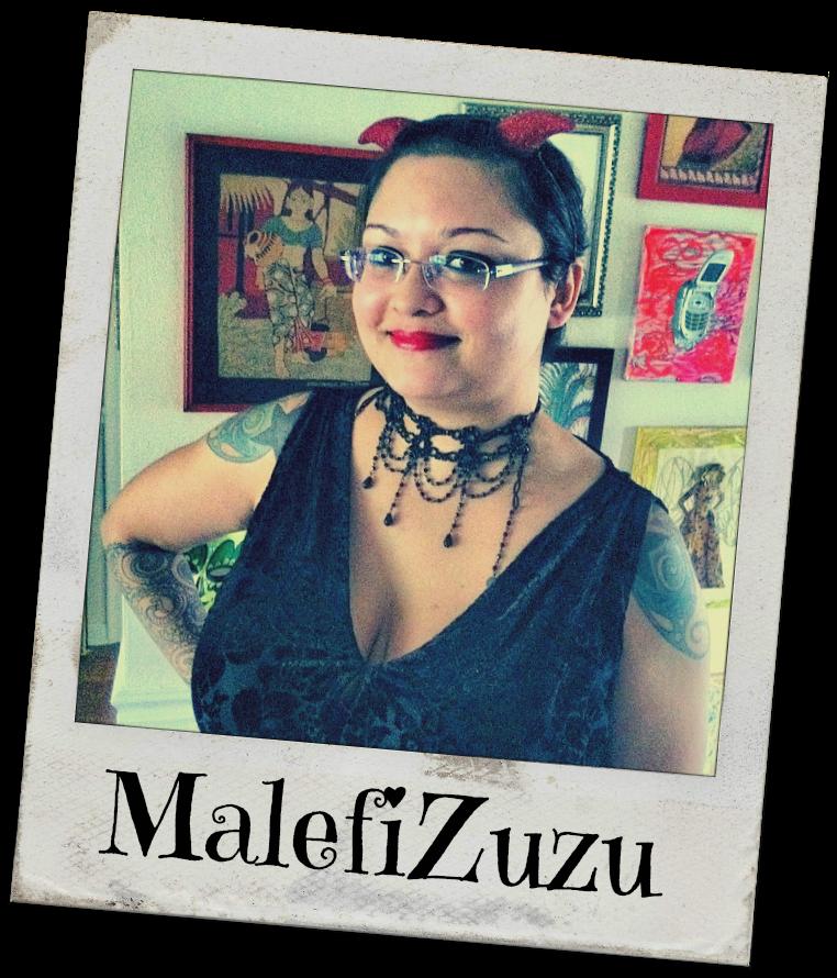 MalefiZuzu Polaroid