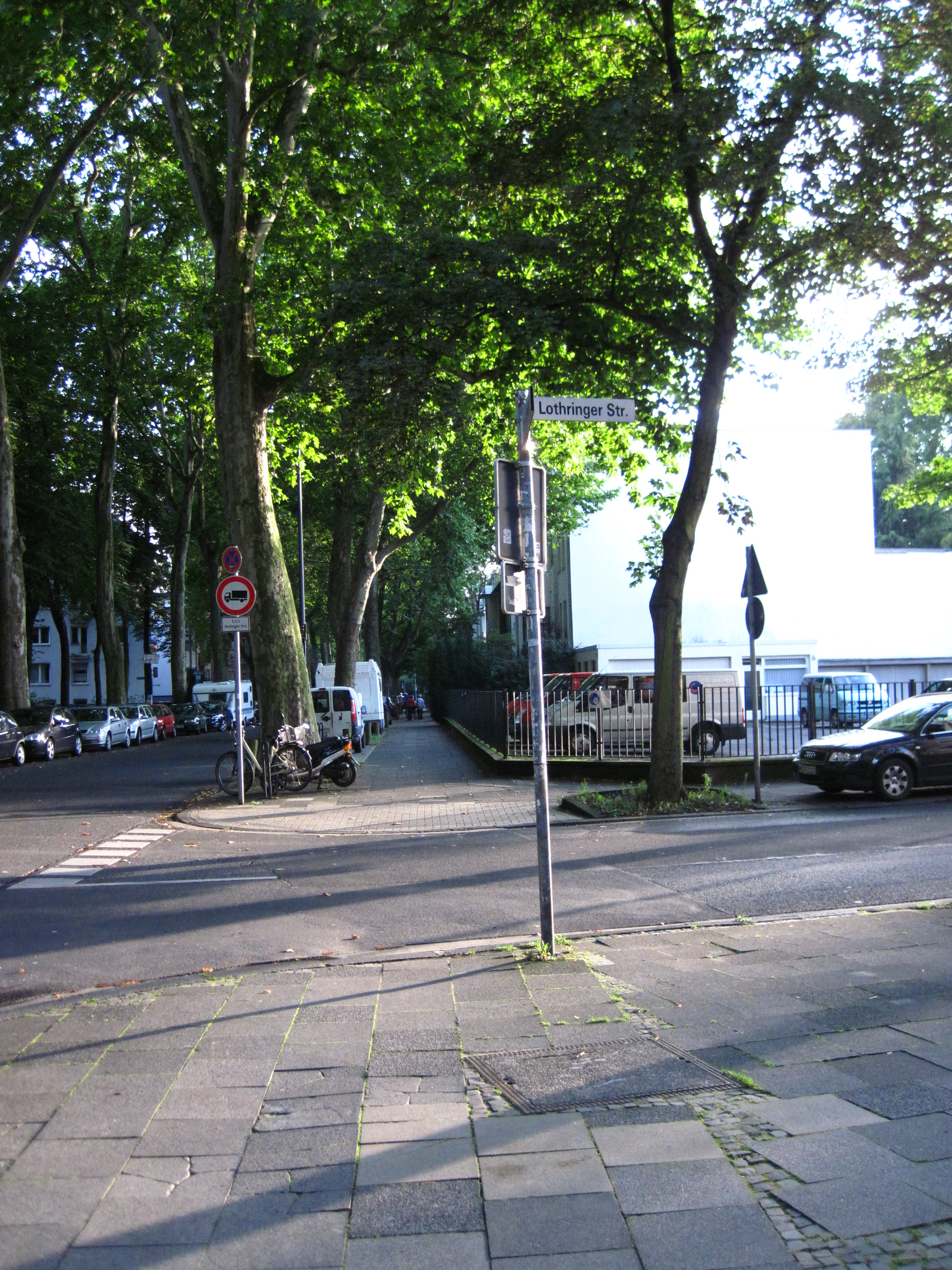 Lothringer str., Cologne, Germany