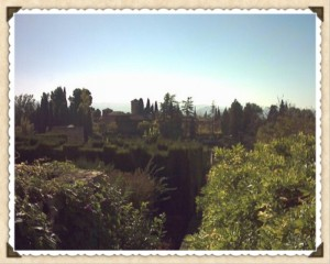 The glorious Alhambra.
